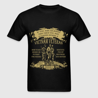 Veterans - Vietnam Vietnam - Men's T-Shirt