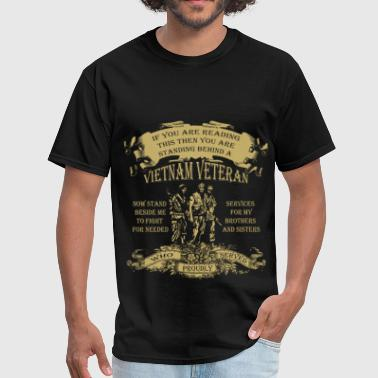 Vietnam Quotes Veterans - Vietnam Vietnam - Men's T-Shirt