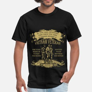 Vietnam Veteran Air Force Veterans - Vietnam Vietnam - Men's T-Shirt