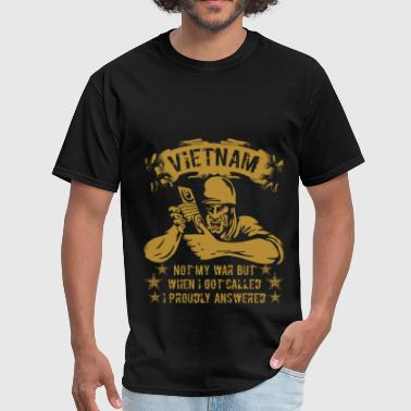 Veterans - Vietnam - Men's T-Shirt