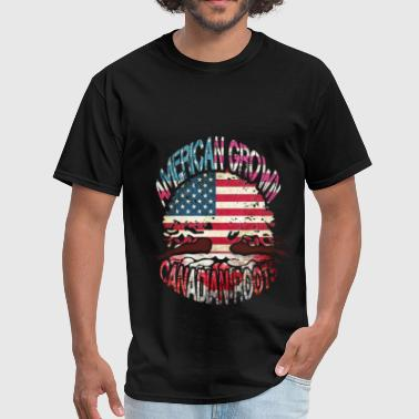 Heritage/Canadian - Canadian Roots - Men's T-Shirt