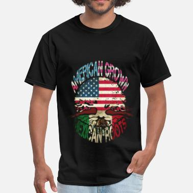 Mexican Roots Heritage/Mexican - Mexican Roots - Men's T-Shirt