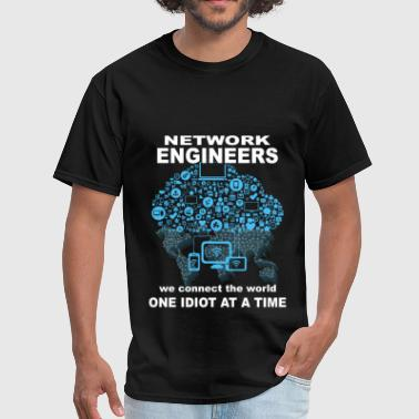 Network Engineer - World - Men's T-Shirt
