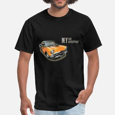 Retro Car retro car - Men's T-Shirt