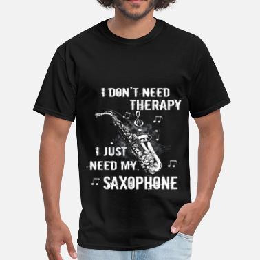 6eb7ab7a Shop Saxophone T-Shirts online | Spreadshirt