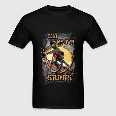 Cycling - Stunts - Men's T-Shirt