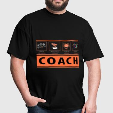Coach - Multitasking - Men's T-Shirt