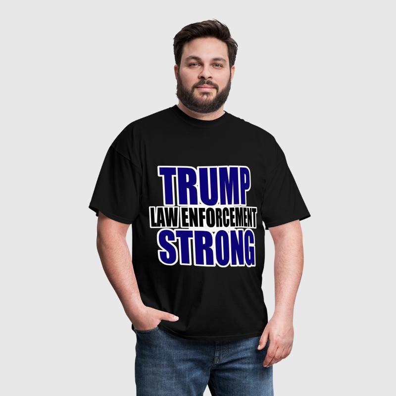 Trump law enforcement - Men's T-Shirt