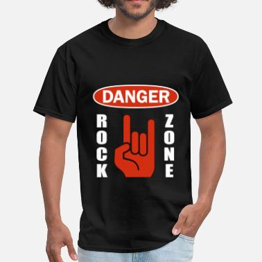 Danger Rocks DANGER ROCK ZONE - Men's T-Shirt