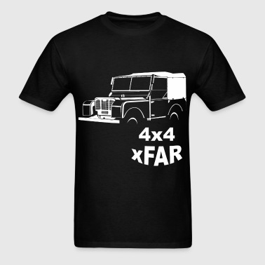 Land Rover Series 1 - Men's T-Shirt