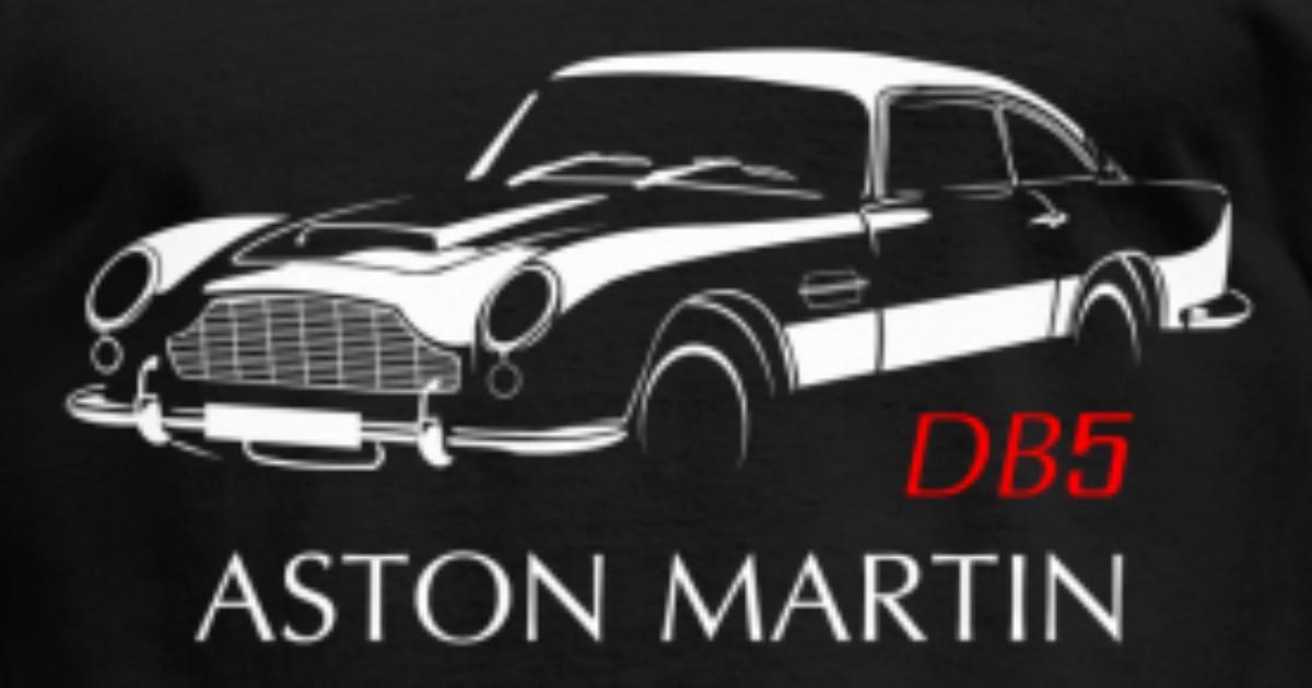 Aston Martin DB Vintage By Autoblastid Spreadshirt - Aston martin vintage