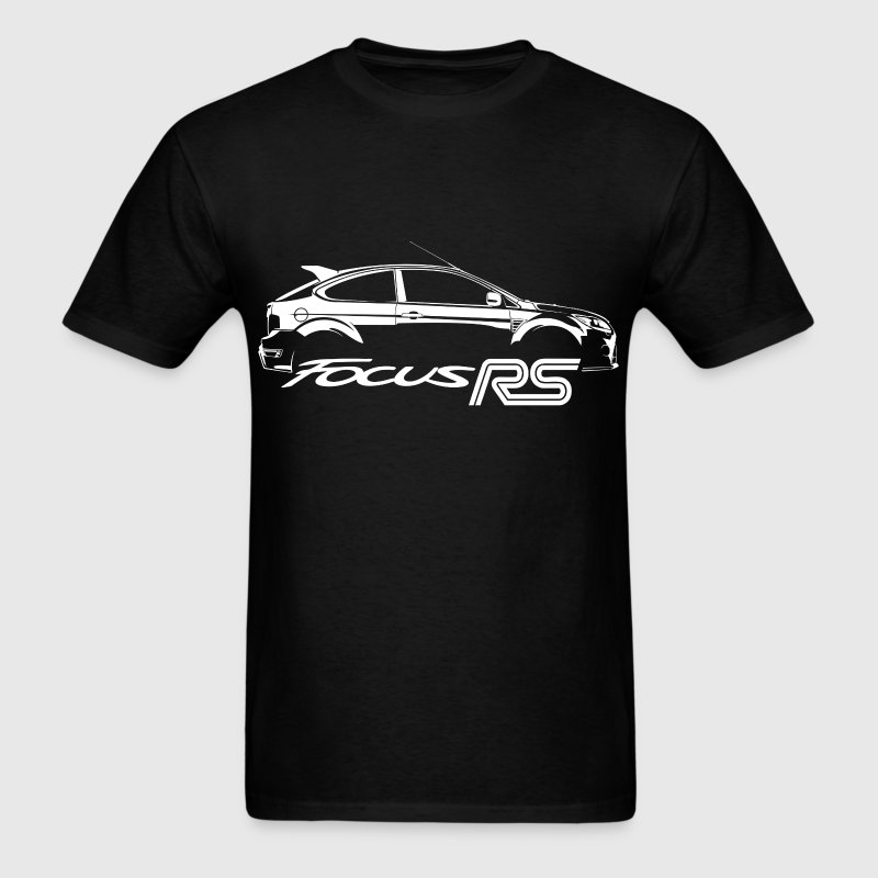 Ford Focus RS 2009 - Men's T-Shirt