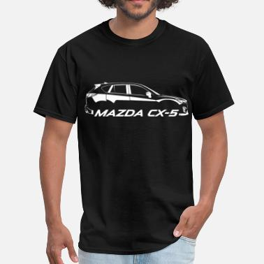 Mazda CX-5 SUV - Men's T-Shirt