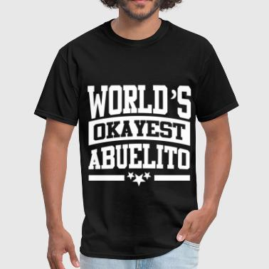 abuelito 2.png - Men's T-Shirt