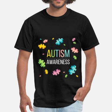 Autism Awareness Clothes Autism awareness - Men's T-Shirt