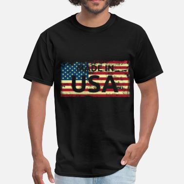 Made In Usa Made in USA - Men's T-Shirt