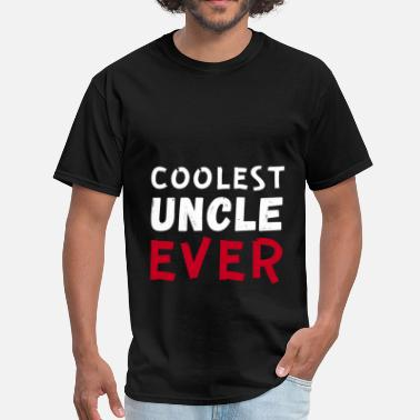 Coolest Uncle Coolest uncle ever - Men's T-Shirt