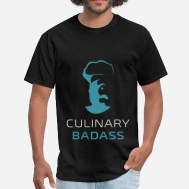 Culinary Art Culinary badass - Men's T-Shirt