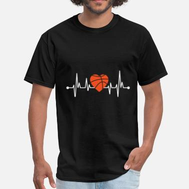 Cute Basketball basketball - Men's T-Shirt