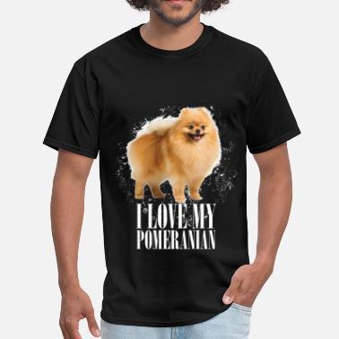 Shop Pomeranian T Shirts Online Spreadshirt