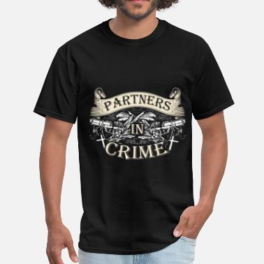Partners In Crime Partners in crime - Men's T-Shirt