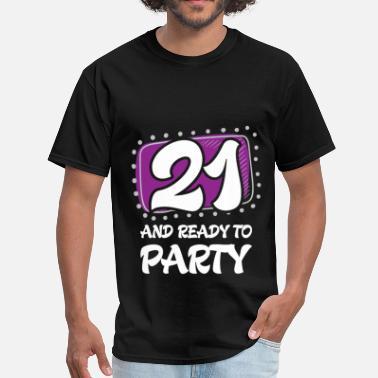 Shop 21st Birthday T Shirts Online