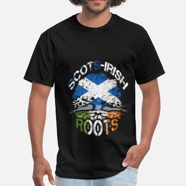 86b6ecf7b93 Scots-irish Scots-Irish - Scots-Irish Roots - Men  39 . Men s T-Shirt