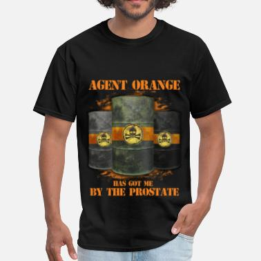 Agent Agent Orange - Agent orange has got me by the pros - Men's T-Shirt