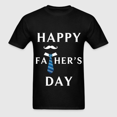 Father's day - Happy Father's day - Men's T-Shirt