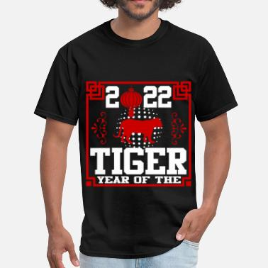 Year Of The Tiger year of the tiger 1111.png - Men's T-Shirt