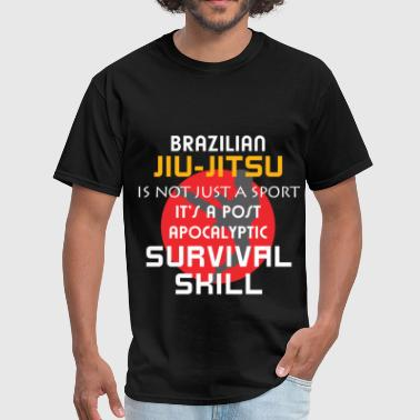 Brazilian jiu-jitsu - Brazilian jiu-jitsu is not j - Men's T-Shirt