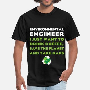 184d5a86f Environmental Environmental Engineer - Environmental Engineer I - Men's  T-Shirt