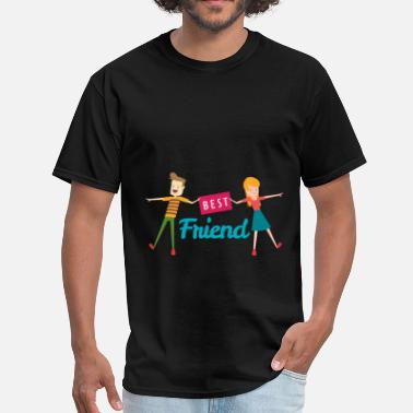 Best-friends Best Friend - Best Friend - Men's T-Shirt