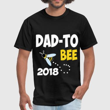 dad to be 2018 21212.png - Men's T-Shirt
