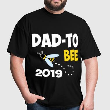 dad to be 2019 asadd.png - Men's T-Shirt