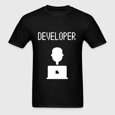Developer - Developer - Men's T-Shirt