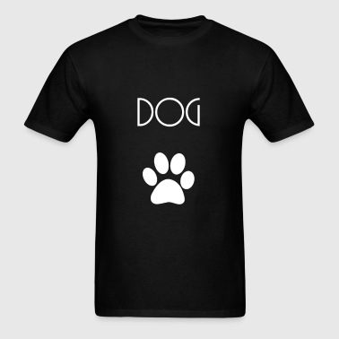 Dog - Dog - Men's T-Shirt