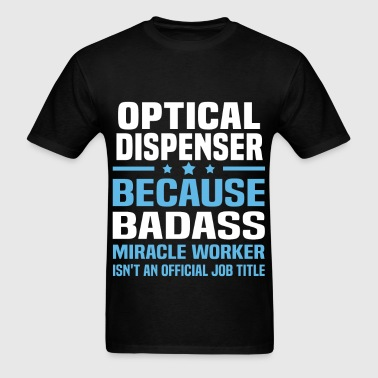 Optical Dispenser - Men's T-Shirt