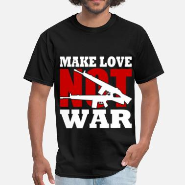 Lov MAKE LOV 11.png - Men's T-Shirt