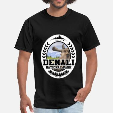 Part DENALI 12181.png - Men's T-Shirt