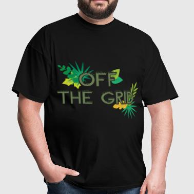 Off The Grid - Off the grid - Men's T-Shirt