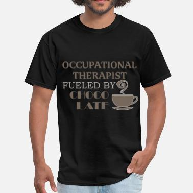 Occupation Occupational Therapist - Occupational Therapist fu - Men's T-Shirt