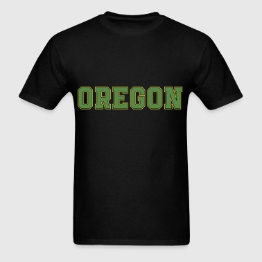 Oregon - Oregon - Men's T-Shirt
