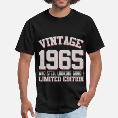 Born 1965 195 2233.png - Men's T-Shirt