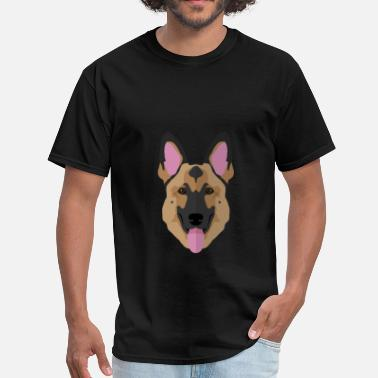 Womens German Shepherd German Shepherd - German Shepherd  - Men's T-Shirt