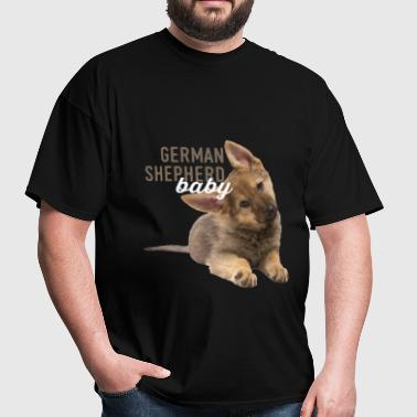 German Shepherd - German Shepherd - Men's T-Shirt