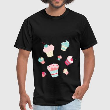 Cupcake Clothing Cupcakes - Cupcakes - Men's T-Shirt