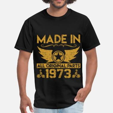 1973 made in 1973 33.png - Men's T-Shirt