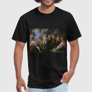 Clerck,Judgment Of Midas - Men's T-Shirt