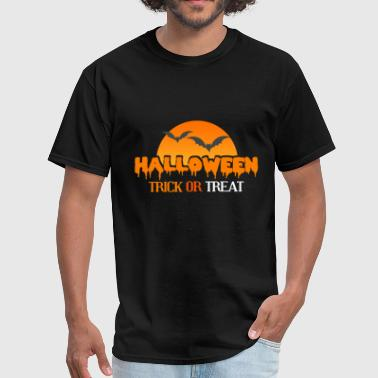 Halloween - Halloween - Trick or treat - Men's T-Shirt